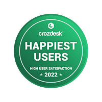 crozdesk-happiest-users-badge