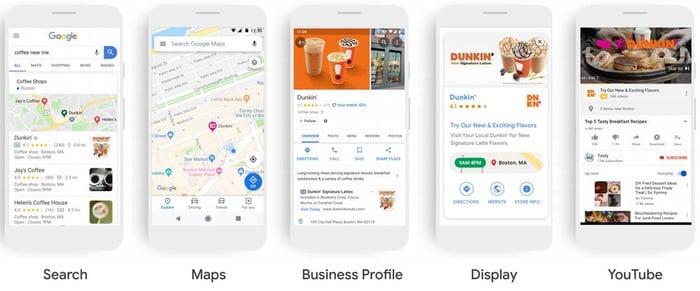 google local campaigns