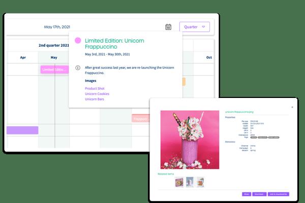 marketing kalender-dam