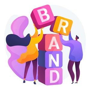 on-brand