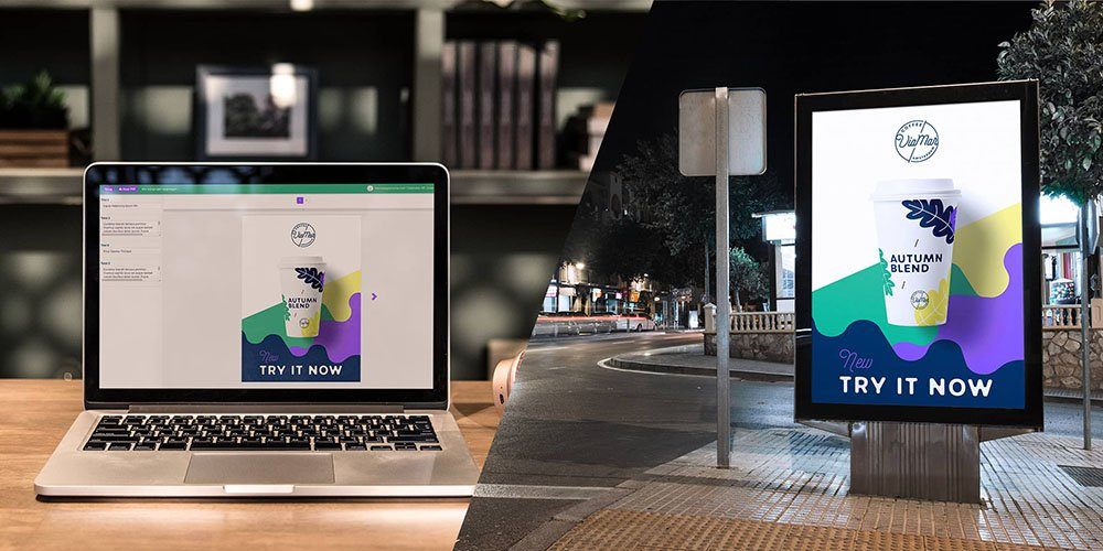 out-of-home advertising integration marvia